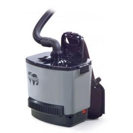 Numatic RSV 130T-2 Odkurzacz plecakowy do pracy na sucho z turboszczotką
