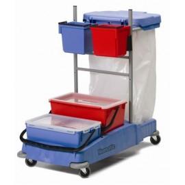 Numatic VCN 1404 BK10 Wózek do mycia i dezynfekcji