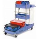Numatic VCN 1414 BK10 Wózek do mycia i dezynfekcji