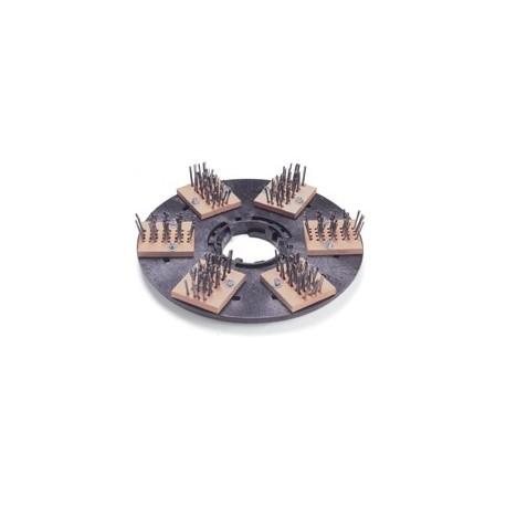 Numatic 606207 Szczotka druciana 400mm