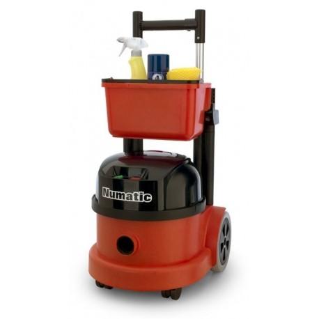 Odkurzacz do pracy na sucho zasilany bateryjnie z kuwetą PBT 230 (2 baterie)