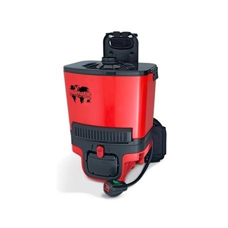 Odkurzacz plecakowy do pracy na sucho zasilany bateryjnie RSB 140 (2 baterie)