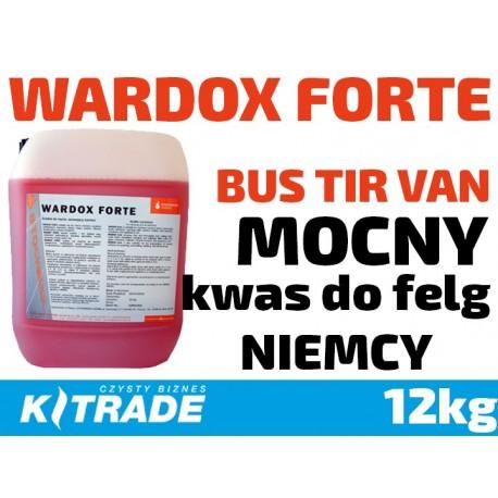 Stockmeier Wardox Forte 12kg - kwaśny koncentrat do mycia felg aluminiowych