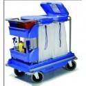 Numatic SAXAT-260 Wózek hotelowy