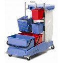 Numatic VCN 1404 BK2 Wózek do mycia i dezynfekcji
