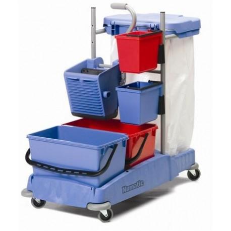 Numatic VCN 1404 BK3 Wózek do mycia i dezynfekcji