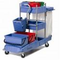 Numatic VCN 1604 BK2 Wózek do mycia i dezynfekcji
