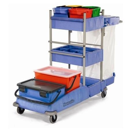 Numatic VCN 1604 BK10 Wózek do mycia i dezynfekcji
