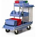 Numatic VCN 1804 BK3 Wózek do mycia i dezynfekcji